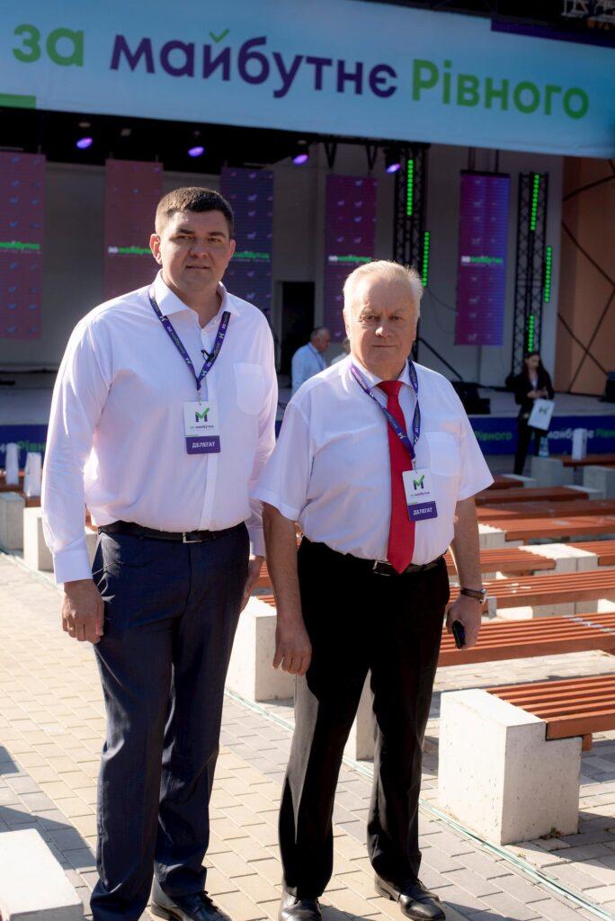 Юрій Вознюк буде найуспішним мером Рівного